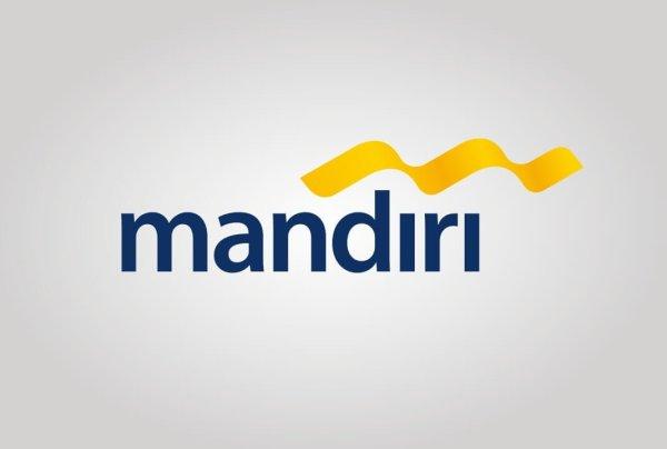 Logo Bank Mandiri, Gaji Bank Mandiri